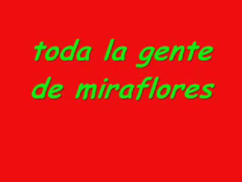 LOS CHARACATOS DEL AMOR PRIMICIA 2011