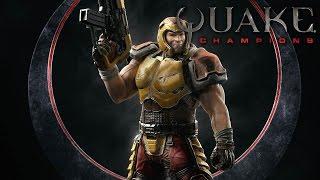 Quake Champions - Первые впечатления и стоит ли участвовать в тесте?
