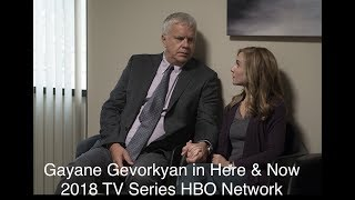 "Gayane Gevorkyan: ""Here and Now"" HBO Network TV Series 2018 Costume Hair and Makeup Look"
