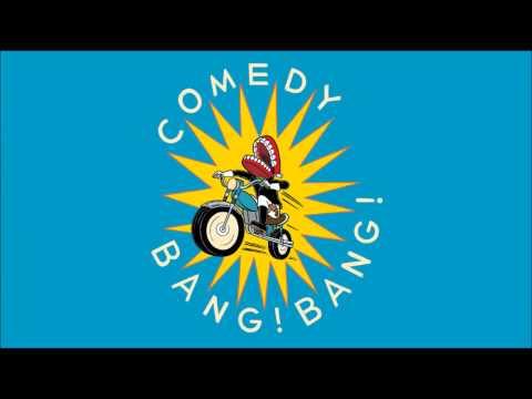 Comedy Bang Bang - Pool Man Jim Chambers / Professor Stillwater