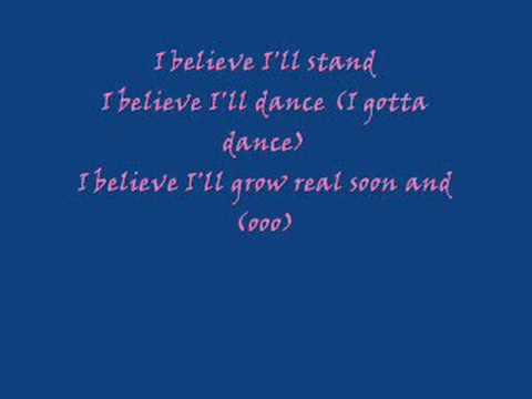I Believe - Yolanda Adams (with Lyrics video