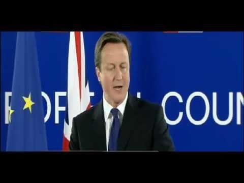 David Cameron libya, Gaddafi must go, what the UK and EU are doing.