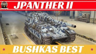 JPanther 2 My Favourite Tier 8 TD World of Tanks Blitz