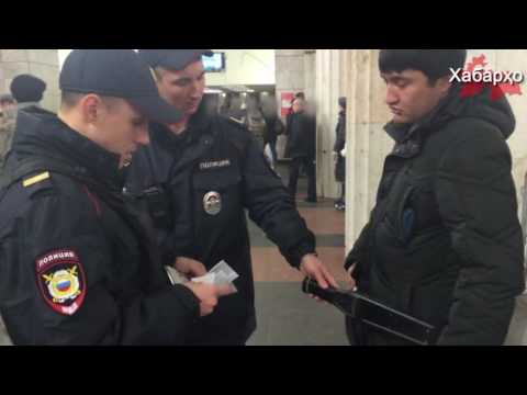 Россия: очередные незаконные задержания мигрантов