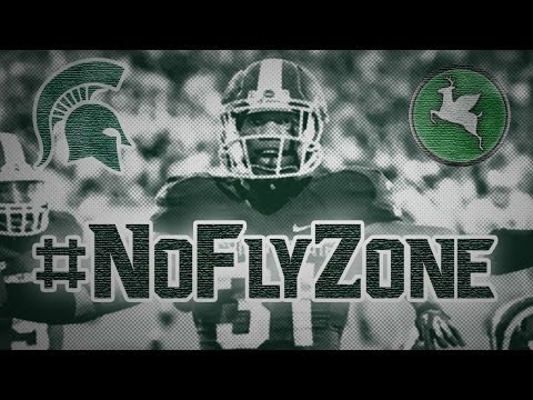 "Made By: Bradley C. - @FlyingDeerFilms Darqueze Dennard is the definition of the ""No Fly Zone."" A three-year starter at cornerback for Michigan State Univers..."