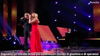 Watch Michael Bolton The Prayer  Feat Lara Fabian video