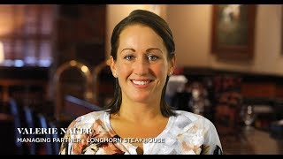Faces of LongHorn Steakhouse | Valerie Nauer