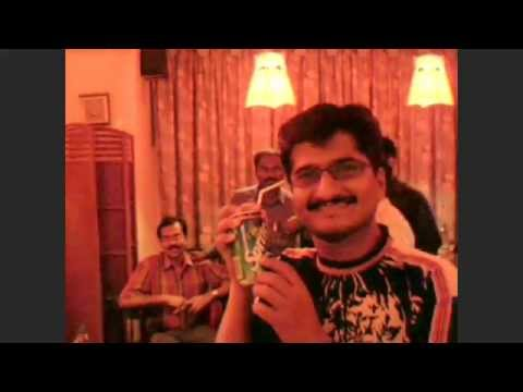 Bits pilani dubai staff party - funny dance ( u will laugh)