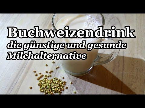 Rezept für Buchweizen Milch als gesunde und günstige Alternative (Vegan + Rohkost)