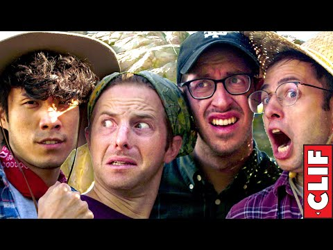 The Try Guys 12-Mile Wilderness Adventure