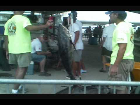 Kayak Fishing and Tarpon Rodeo in Grand Isle, LA 2012