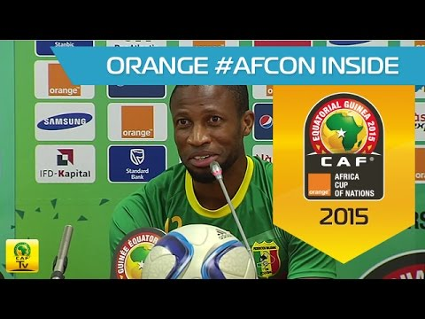Mali - Conférence de Presse 19/01 - Orange Africa Cup of Nations, EQG 2015