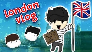 LONDON VLOG bei KOSTORY! 2017  | Wailam