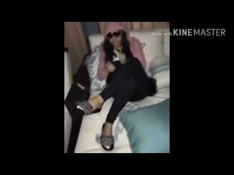 Nicki Minaj High asl Talks in Jamaican Accent Funny. Not worried about Cardie B drama thumbnail
