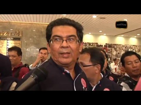 GKCM Serah Memo kepada Setiausaha Kerja UMNO - 21/01/16