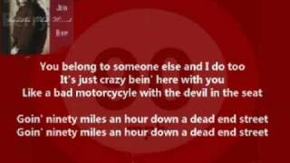 Watch John Berry Ninety Miles An Hour video