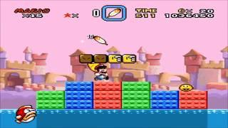 Super Mario World The Megaman 29th Anniversary Parte 4