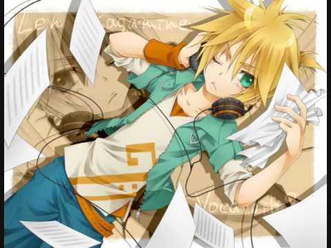 Kagamine Len-world Is Mine video