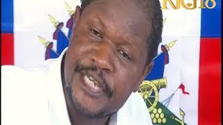 VIDEO: Haiti - Rosemond Jean di menm kite voye aristide ale yo siney nan Marriott pou voye Jovenel ale