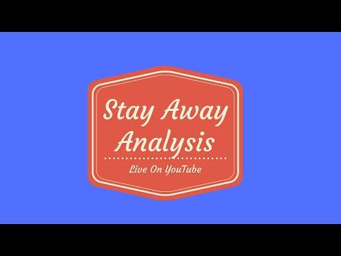 Post-Stay Away Analysis