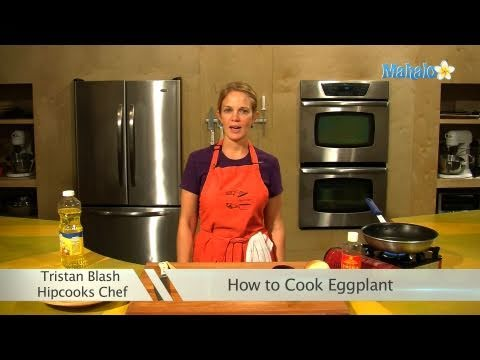 youtube how to cook eggplant
