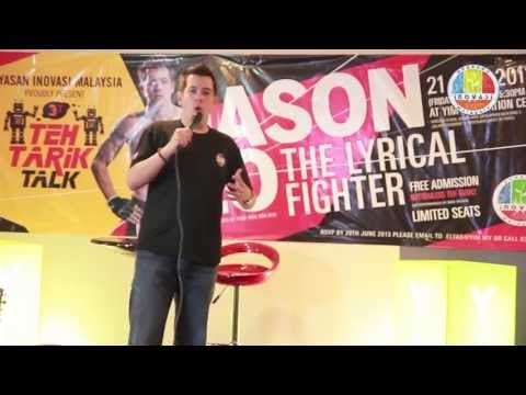 Teh Tarik Talk III: The Lyrical Fighter by Jason Lo