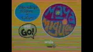 PBS Kids GO! Promo: Maya & Miguel (2005 WVIZ-TV) - LOW QUALITY