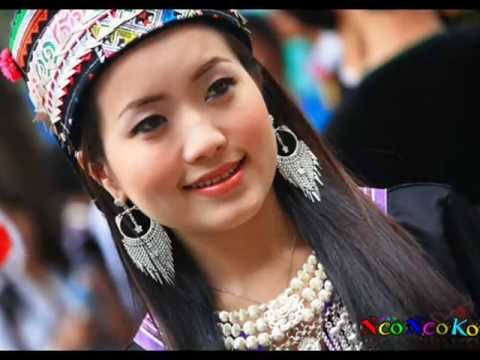 Beautiful Hmong Thai girl