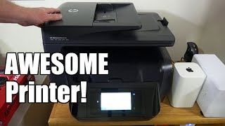 Budget Friendly! The HP OfficeJet Pro 8720 All-In One Printer