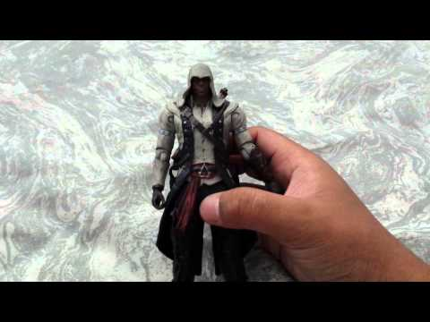 Assassin's Creed III Connor Kenway Figure Review