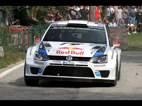 Rally Legend 2014 - Jari-Matti Latvala - VW Polo R WRC