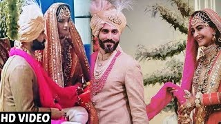 Sonam Kapoor And Anand Ahuja Marriage | FULL HD Event