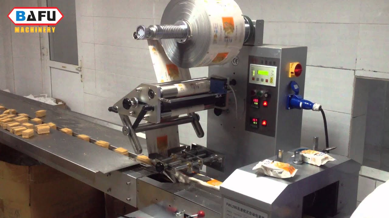 noodle machine Packing biscuit Packaging Bread machine Machine, packing Machine, Cake