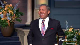 Your Limit is the Word of God! | Dr. Bill Winston