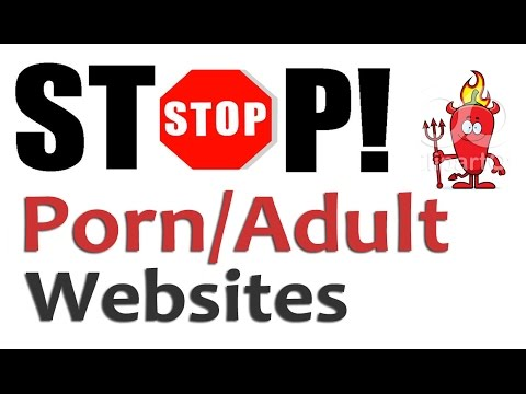 How To Block Porn Websites From Children In All Web Browsers video