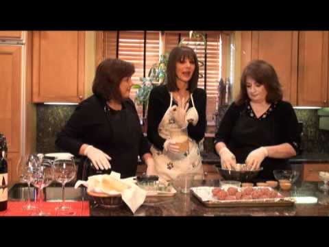 Cooking with Le Tre Sorelle