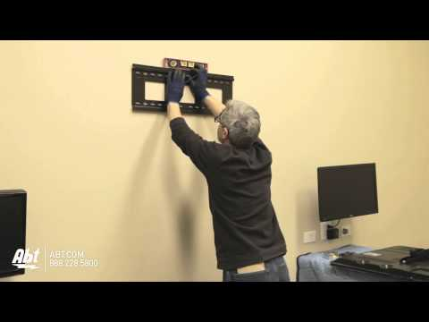 How To Wall Mount a TV (Plasma, LED & LCD) - Abt Electronics
