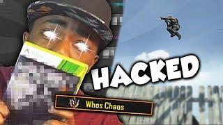 I GOT HACKED... (Black Ops 2 Mods)