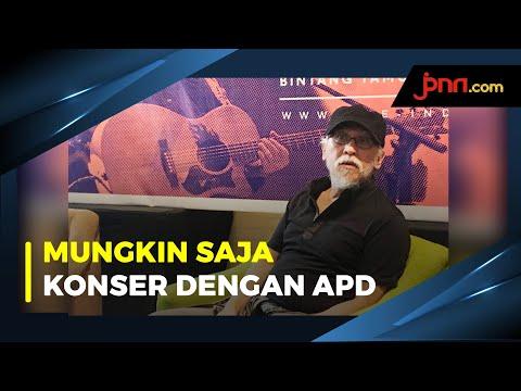 KPU Izinkan Konser Saat Pilkada, Iwan Fals Bilang Begini