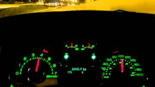 Ford Expedition 0-120 kph