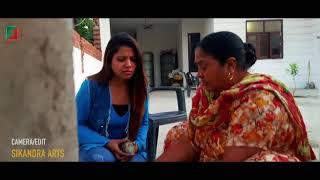 ਸ਼ਹਿਰੀ ਨੂੰਹ ਪੇਂਡੂ ਸੱਸ | Funny Short Movie | Tayi Surinder Kaur | Rana Rangi & Rajni | Filmy Janta