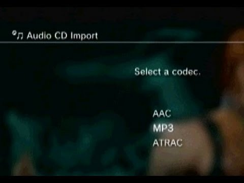 How To Copy Audio CD To PS3 That's Recognizable By MP3 Players