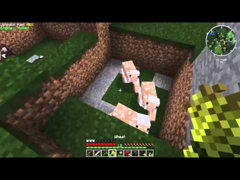 Minecraft Space Chickens - S3E21 - Space Prep