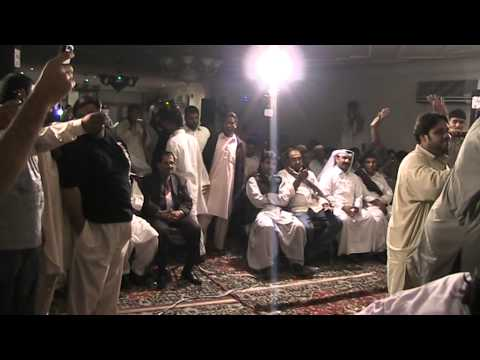 Shahjan Dawoodi Live Concert In Qatar By Tension 03 video