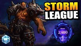 Garrosh - throw em to their doom // Storm League