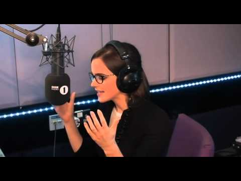 Grimmy chats to Emma Watson