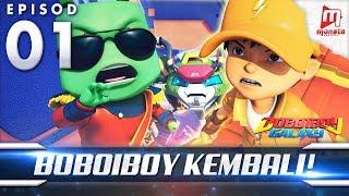 BoBoiBoy Galaxy - Episod 01