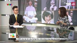 """Gặp gỡ đại sứ Yoga Việt Nam, Nguyễn Hiếu - """"người phụ nữ không tuổi""""   VTV24"""