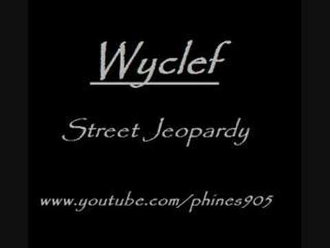 Street Jeopardy - Wyclef Jean Video
