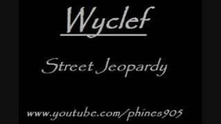 Watch Wyclef Jean Street Jeopardy video